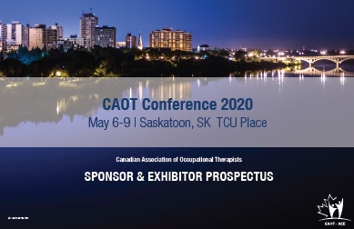 CAOT sponsor package